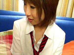 Yui Misaki ในโรงเรียนของเธองอ และระยำ