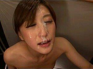 Happy Bukkake Girl - Ichika Kamihata,