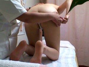 วิดีโอโป๊ร้อนทางการแพทย์ที่แสดงเป็นสาวเอเชีย