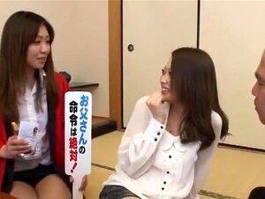 ดอกทองญี่ปุ่นเขา Yurie สเซ Riri Kouda โฮชิโนะ Aika ในปากแปลก เครื่องราง JAV clip