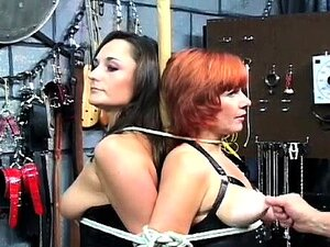 Woman man bizarre thraldom in naughty xxx scenes