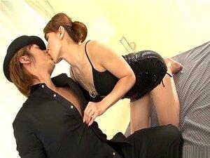 Exotic Japanese girl Koda Riri in Horny JAV uncensored Group Sex clip