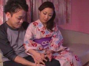 Best Japanese chick Reiko Nakamori, Shizuka Kanno, Akari Hoshino in Hottest Small Tits JAV scene