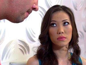 Busty สีน้ำตาล Kalina Ryu เข้มข้นเพศทารกในสำนักงาน