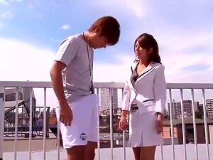 Best Japanese chick Nami Hoshino in Incredible Cunnilingus JAV clip