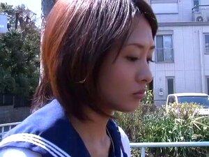 Incredible Japanese girl Yuki Natsume in Amazing Rimming, Girlfriend JAV movie,