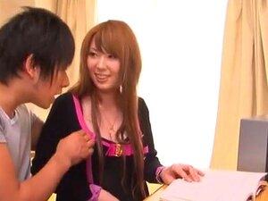 น่าทึ่งญี่ปุ่น Yui Hatano ในเขา BlowjobFera, JAV นิ้วคลิป ผู้หญิงหากิน