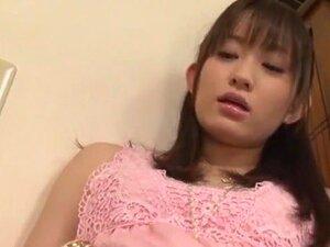 Horny Japanese girl Mika Osawa in Fabulous Close-up, Couple JAV scene