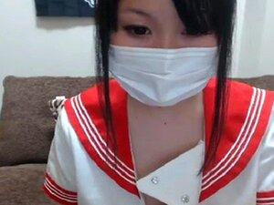 สำเร็จ Yuria น่ารักสาวญี่ปุ่นโชว์หี