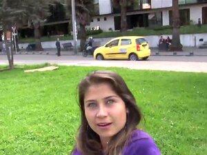 ฉันไม่ไปกับคลาส หีใหญ่ลาติน Yulissa Camacho ยาของเธอทุกวันของสาวที่ได้รับจากเพื่อนควยม