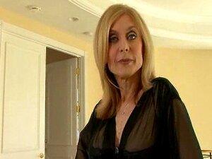 Porn Queen Nina Hartley.