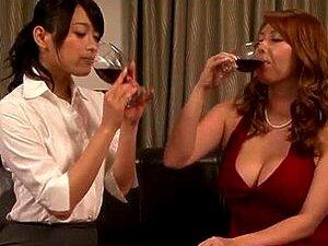 เลสเบี้ยนญี่ปุ่น Pussylicking และนิ้ว