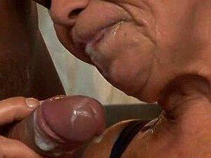 mamie aime la bite