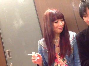 สูบบุหรี่ญี่ปุ่นน่ารัก