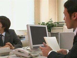 สาวสองคนและ Hirose เจ้าหญิงไอครีมที่สำนักงาน
