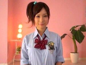 Hottest Japanese girl Minami Kojima in Crazy POV, Handjob JAV scene