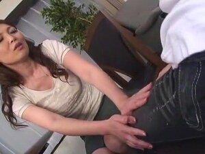 Amazing Japanese chick Satsuki Kirioka, Imai Natsumi, Maki Amemiya in Hottest Big Tits, Cumshot JAV movie