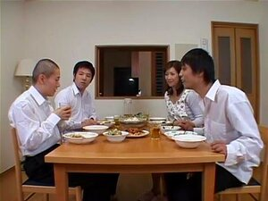 Misuzu Shiratori in My Friend's Mother. Misuzu Shiratori plays a super horny housewife in this video and she takes a fancy in one of her son's shy schoolmates. One day, she goes to her son's schoolmates house, flirts and offer herself to him. After several encounters, while fondling with the shy guy, another schoolmate accidently sees them having foreplay through a window and eventually joins in for the fun. In the end, all of her son's schoolmates are dicking her mom without her son knowing. Not to mention Misuzu Shiratori has a sexy MILF body too!