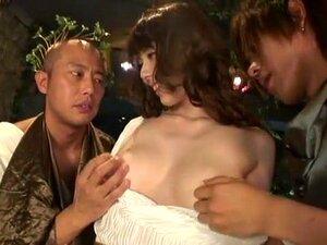 Yui Hatano Uncensored Hardcore Video with Swallow, Creampie scenes