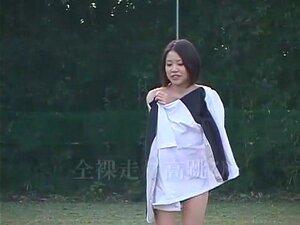 Incredible Japanese model Natsumi Miyamae in Amazing Public, Cunnilingus JAV scene