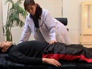 ญี่ปุ่นแปลกใหม่รุ่น Riko โกในมหัศจรรย์ทางการแพทย์ วิดีโอ DildosToys JAV