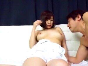 สาวญี่ปุ่นเงี่ยน Wakaba Onoue ใน DildosToys ทึ่ง JAV นิ้วฉาก