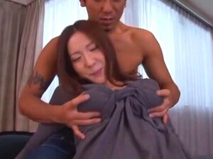 Exotic Japanese chick Alice Ozawa in Horny Blowjob, Close-up JAV scene
