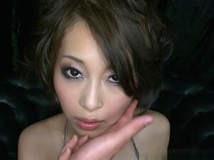 Saki Ootsuka in Eyes That Scream Sex Scene. Do you love Japanese chicks? What about Saki Ootsuka? She is absolutely stunning and completely open to have the best sexual experiences in the world! Look her in the eyes and make her squirt so hard the neighbours will hear her scream!