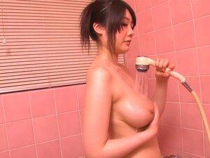 Fabulous Japanese girl Rie Tachikawa in Incredible JAV uncensored Big Tits video,