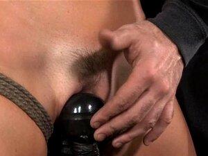 BDSM ย่อยร้อนร้อนแน่นร่างกาย flogged