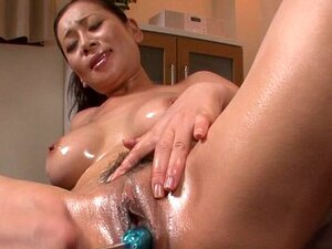 Lusty exotic gal rei kitajima got fucked hard from the. Zealous pussy toying and blowjob for big boobs asian