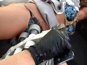 ความจริงญี่ปุ่น BDSM กระทำ: มารีน่า