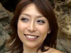 Yuuko Shiraki hot milf sex at the beach in public. Yuuko Shiraki hot milf is on the beach for some hot fun. She removes her clothes and shows her hot body off to whoever is looking!  Her date is horny and appreciates her lovely body on the beach. She is making out with him and getting in a little handwork for his hard boner!