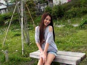 Exotic Japanese model Rin Yamamura in Incredible Solo Girl, Dildos/Toys JAV clip