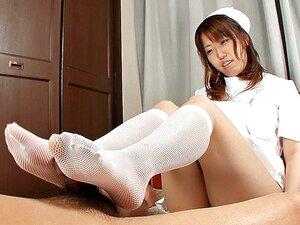 น่าทึ่งญี่ปุ่นโตโมะโชโกะ Ai ในแปลก JAV ภาพยนตร์ญี่ปุ่นถุงน่อง