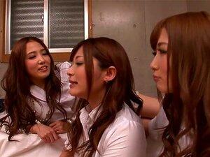 Haruki Sato in Squirting Splash Black Gal JK Excursion part 1.1
