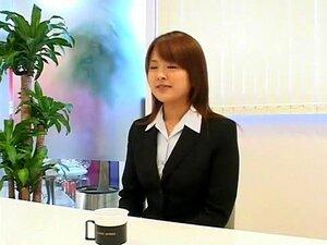 แบบญี่ปุ่นแปลกใหม่ใน Office ที่ร้อนแรงที่สุด ฉาก JAV ด้ง