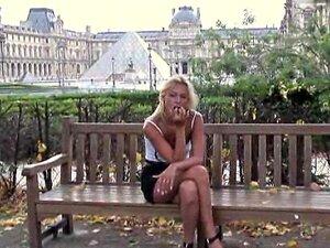 สาธารณะ--นที่พิพิธภัณฑ์ลูฟร์ในปารีส
