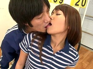 Fabulous Japanese model Suzu Minamoto in Incredible JAV uncensored Blowjob video