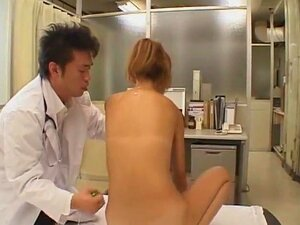 Incredible Japanese model Kaede Matsushima in Crazy Medical JAV scene,