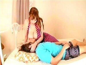 หัวนมใหญ่ญี่ปุ่น Mom ชุดให้นมลูกและกระตุก (เซ็นเซอร์),