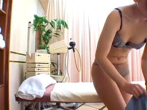 Japanese girl fucked in front of hidden cameras in a massage parlor, This candid video starts as a simple nude massage, but once this girl gets her pussy and tits rubbed a little she gets all horny and the masseur has to pull his dick out to satisfy her sexual appetites.