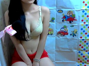 Korean girl super cute and perfect body show Webcam Vol.60,