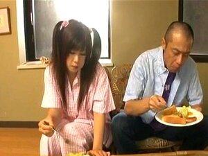 Nakamura สนามได้รับการหลั่งบนแตกหีเย็ดจากควยดูด