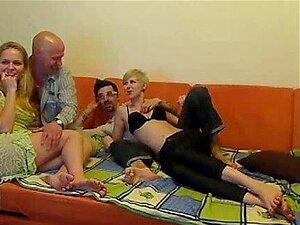 4 swingers and webcam
