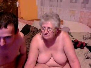 Old woman  junior man  part 1,