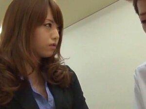 Horny Japanese chick Akiho Yoshizawa in Best Blowjob/Fera, Foot Fetish JAV video
