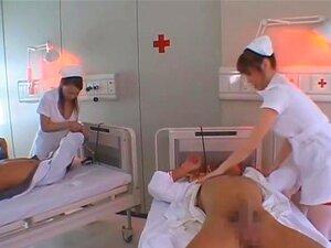 Aki Mizuhara และ Misaki Asou ใหญ่ไร้ขนเอเชียพยาบาลเงี่ยน Aki Mizuhara และ Misaki Asou มีป่าเอเชียพยาบาลในกลุ่มร่วมเพศ พยาบาลเหล่านี้ร้อนอวดประเมินภาพใต้กระโปรงของพวกเขาในขณะที่พวกเขาจะจูบผู้ป่วยของพวกเขาและอื่น ๆ เหล่านี้ gals หัวรับ pussies ของพวกเขาเลีย
