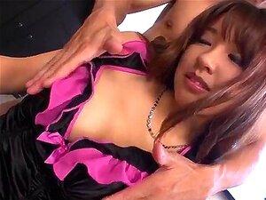 Buruma Aoi แน่ craves สำหรับไก่ใน va ของเธอเปียก