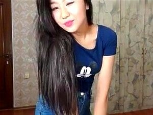 Asian jadysun shows secret episode from MyFreecams.